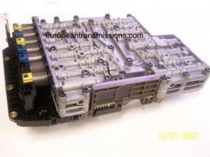 BMW ZF 6HP19  remanufactured mechatronic unit