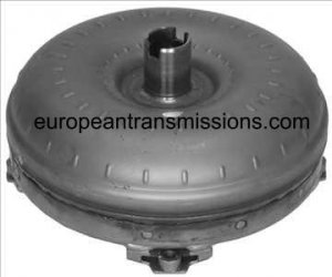 VW Phaeton Remanufactured Torque Converter